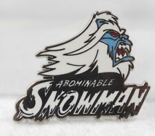 Disney Parks Pin Fantasyland Football Mystery Pack Abominable Snowman Matterhorn