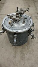 Buckeye Paint Pressure Pot Tank W Agitation Local Pickup N Georgia