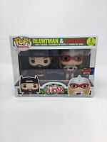 Funko Pop! Vinyl Jay & Silent Bob 2 Pack Bluntman & Chronic NEW Kevin Smith