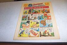 COMICS THE OVERSEAS WEEKLY 31 MAY 1959 BEETLE BAILEY THE KATZENJAMMER KIDS