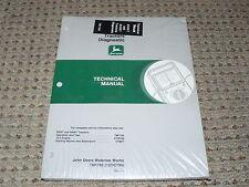 John Deere 9300T 9400T Tractors Diagnostic Technical Manual