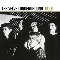 THE VELVET UNDERGROUND Gold 2CD BRAND NEW Best Of Greatest Hits Lou Reed Nico