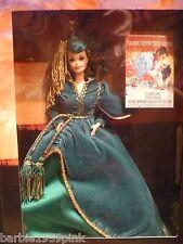 Barbie As Scarlett O'Hara - Gone With The Wind - Hollywood Legends NIB