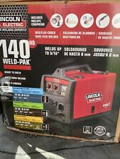 New listing Lincoln Electric K2514-1 140 Hd Weld-Pak Mig ( Cyber Monday Only?