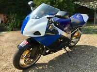 Suzuki GSXR 600 750 K1 K2 - Breaking Engine Frame Forks Wheels