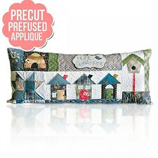 HOME SWEET HOME BENCH PILLOW APPLIQUE KIT- FOR AUGUST, From Kimberbell, New