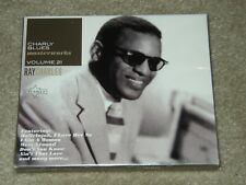 """Ray Charles """"Masterworks Volume 21"""" [ Charly Blues ] Brand New Factory Sealed CD"""