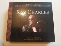 The Gold Collection: 40 Classics, Ray Charles, Very Good Live,Double CD