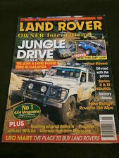 LAND ROVER OWNER INTERNATIONAL - JUNGLE DRIVE IN MALAYSIA - MAY 1995
