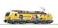 """Roco H0 73940 Locomotive électrique BR 193 LE regiojet """" numérique + son +"""