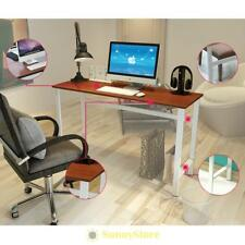 Computer PC Writing Study Table WorkStation Home Office Desk Wooden Furniture UK