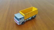 Véhicule MatchBox Series N°47 « Tipper Container Truck » Bon Etat
