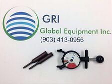 OTC6673 Tool Universal Belt Tension Gauge w/100700 Installation tools OTC 6673