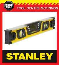 STANLEY FATMAX 400mm MAGNETIC DIGITAL LEVEL WITH BAG