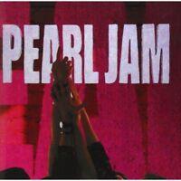 CD Pearl Jam TEN 1991 EPIC 468884 2 RARO 9399746888425
