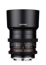 Samyang 35mm T1.3 AS UMC CS VCSC Video Cine Lens Fuji X Mount - Ex-Demo