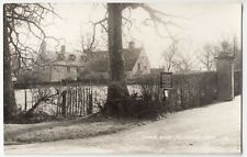 Northamptonshire; Manor House, Sulgrave RP PPC, Unposted, Plain Back