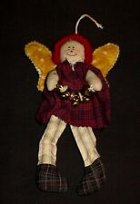 Hanging Hand Crafted Angel Ornament