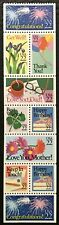 1987 #2267-74 - 22¢ - SPECIAL OCCASIONS - Booklet Pane of 10 Stamps - Mint NH