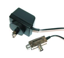 Hills Power Supply PSU10P 14VDC 150mA F Type For Masthead Q Amp