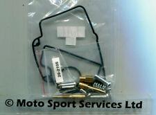 Carb Carburettor Rebuild Kit Suzuki RM 125 1991 (Mikuni) Jets Valve 26-1525