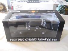 GMP Peachstate 1968 Chevrolet Pro Street Nova SS 396 1 of 2504 Box 1:18 Diecast