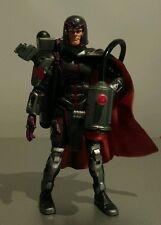 Molto RARO MARVEL ACTION FIGURE X-Men Magneto 2005 elettromagnetica accendere PISTOLA