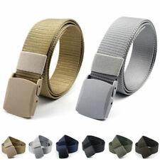 Men's Braided/Woven Belt Belts