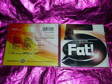 FAT! IS FIVE MIXED LIVE BY PAUL ARNOLD : (CD, 14 TRACKS, 2003) FREE POST