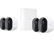 Arlo Pro 3 Überwachugnskamera set (4 Pack)