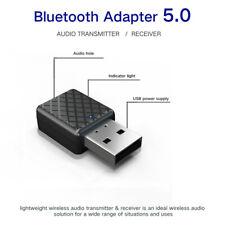 Bluetooth USB 5.0 Ricevitore Audio / Trasmettitore Adattatore per TV/PC Cuffie