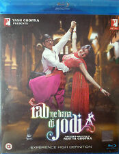 Rab Ne Bana Di Jodi - YRF FILMS BOLLYWOOD BLU RAY (2 Disc Set) - Shah Rukh Khan.
