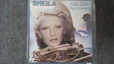 Sheila (B. Devotion) - Little darlin' 12'' Vinyl Maxi 1981