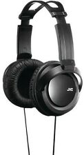 JVC HARX330 Full Size Extra Bass Headphone Around Ear Black