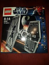 LEGO 9492 Star Wars TIE Fighter Brand New in Sealed Box