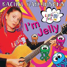 I'm Jelly! Rachel Parkinson's Little Feet Music album CD - best children's music