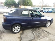 1999 Volkswagen Golf Automatic convertible low miles