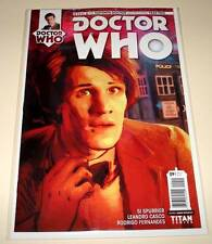DOCTOR WHO : The ELEVENTH DOCTOR Year Two  # 9 Cover A Titan Comic Jun 2016  NM