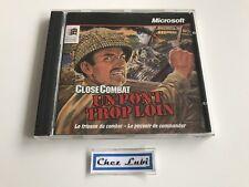 Close Combat Un Pont Trop Loin - PC - FR