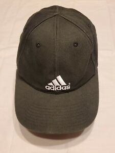 Adidas Kids Hat Adjustable Black