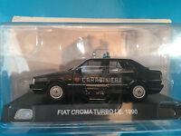"DIE CAST "" FIAT CROMA TURBO I.E. - 1990 CARABINIERI "" 1/43 CARABINIERI"