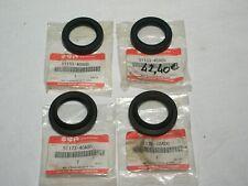 SUZUKI RG250 1986-1987 2 joints spy + 2 caches poussière 51153-40A00/51173-40A00
