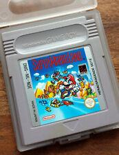 Super Mario Land - Nintendo Gameboy, Game Boy *top Zustand, original Nintendo*