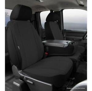 FIA SP87-67 BLACK Seat Protector Custom Seat Cover Front For 19 Ford Ranger NEW
