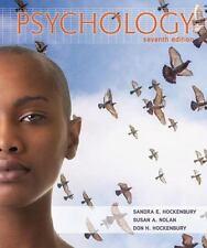 Psychology by Sandra E. Hockenbury, Don H. Hockenbury and Susan A. Nolan (2014,