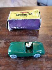 Matchbox Series A Moko Lesney No. 19 Green Midget Mg w/Original Box 1992