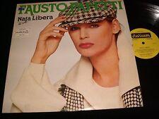 FAUSTO PAPETTI<>NATA LIBERA<>RARE Lp Vinyl~Canada Pressing~DURIUM DU.727