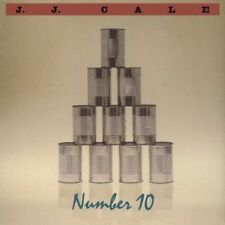 J J Cale - Number 10 180g vinyl LP IN STOCK NEW/SEALED ten