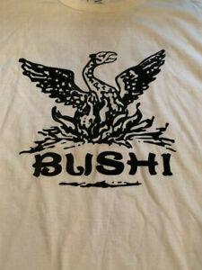 *EXTREMELY RARE* Busta Rhymes BUSHI Wear T-shirt Urban Hip-Hop XL
