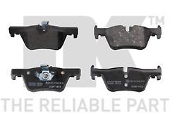 For BMW 1 Series F20,F21 114 116 118 120 125 Diesel,Petrol 12-19 Rear Brake Pads